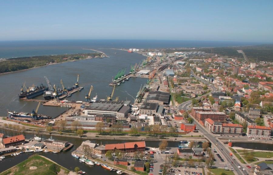 Port Morski w Kłajpedzie